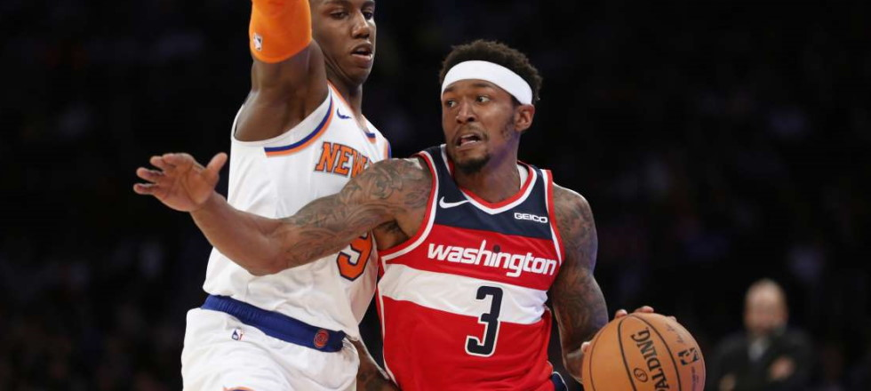 Beal signs a 2 year Extension with the Wizards