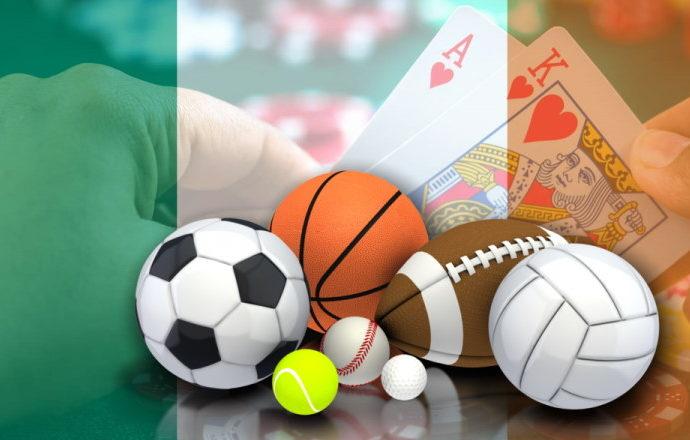 아일랜드 경제에 대한 도박 영향