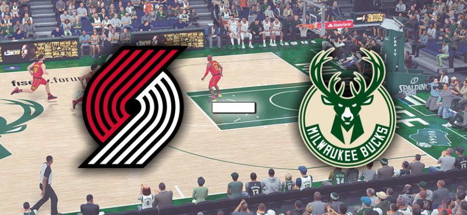 Trail Blazers at Bucks NBA Betting Pick for 11/21/2019