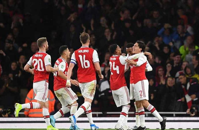 Rob Holding Returns as Arsenal Defeats Nottingham Forest