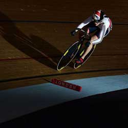Vicky Williamson Switches Sports from Track Cycling to Bobsleigh