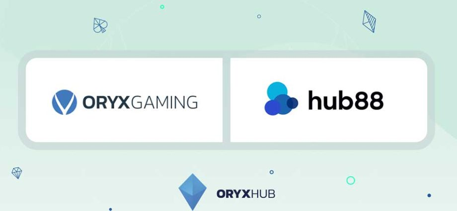 ORYX Gaming Enters Partnership with Hub88