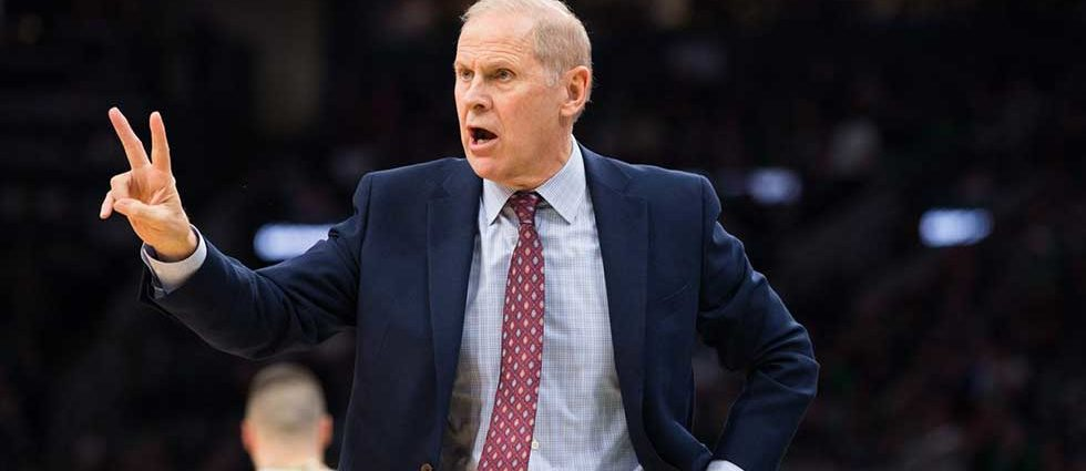 Cavs Coach Apologizes for Wrong Word Use