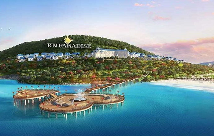KN Paradise Resort Casino Complex is Rising Soon