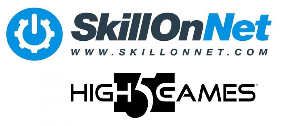 SkillOnNet New Partnership with High 5 Games