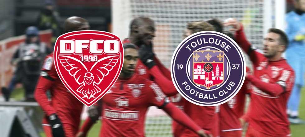 Dijon vs Toulouse Ligue 1 Betting Prediction