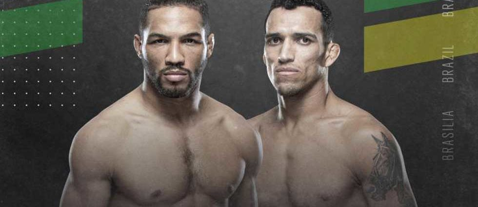 Lee vs Oliveira UFC Fight Night 170 Betting Prediction