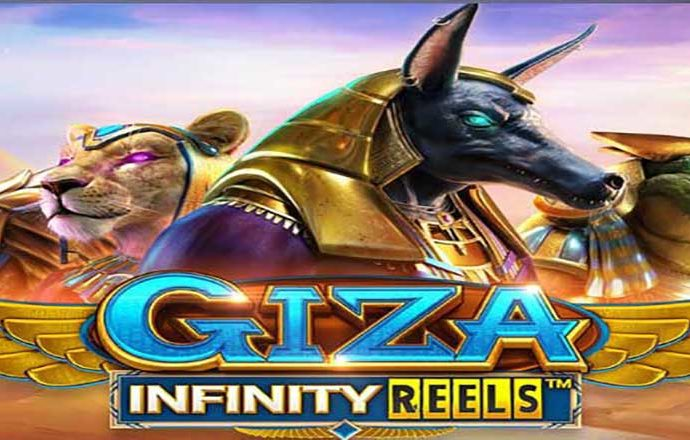 Giza Infinity Reels Slot is the Newest Title Offering from ReelPlay