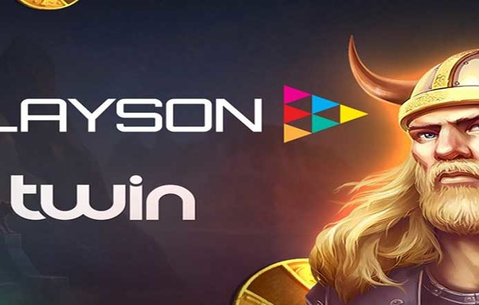 Playson Content Distribution Agreement with Twin Casino