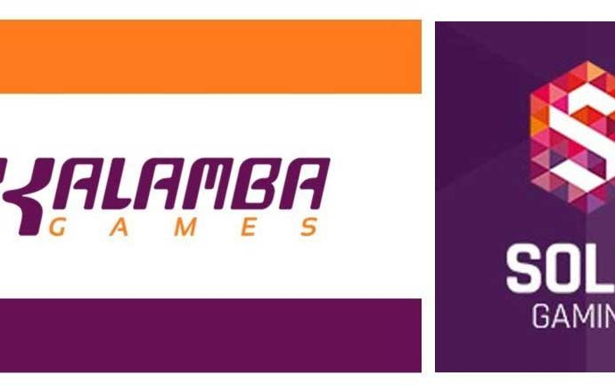 Kalamba Games Content Distribution Partnership with Solid Gaming