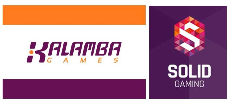 Kalamba Games Content Distribution Partnership with Solid Gaming