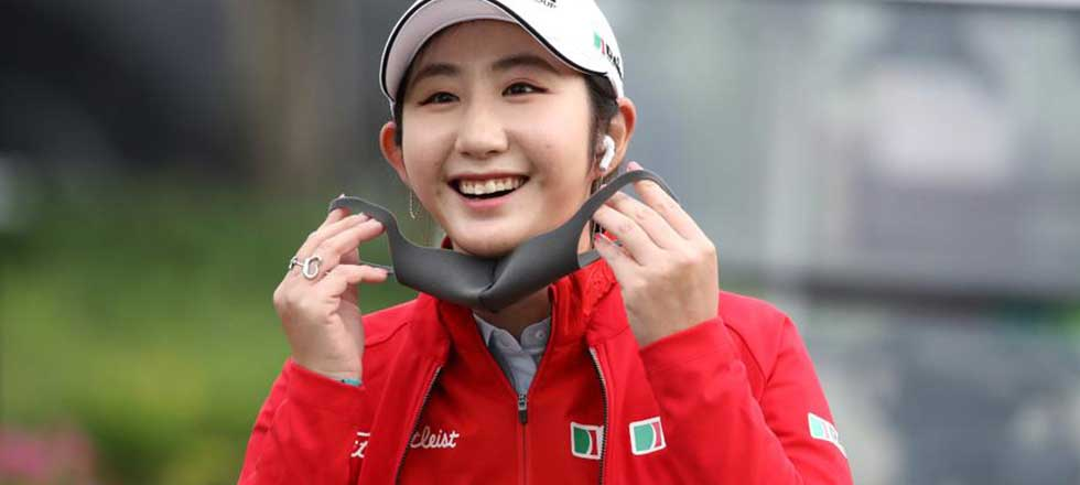 Japanese Tour Player Takes Solo Lead in South Korean Women's Golf Major Event