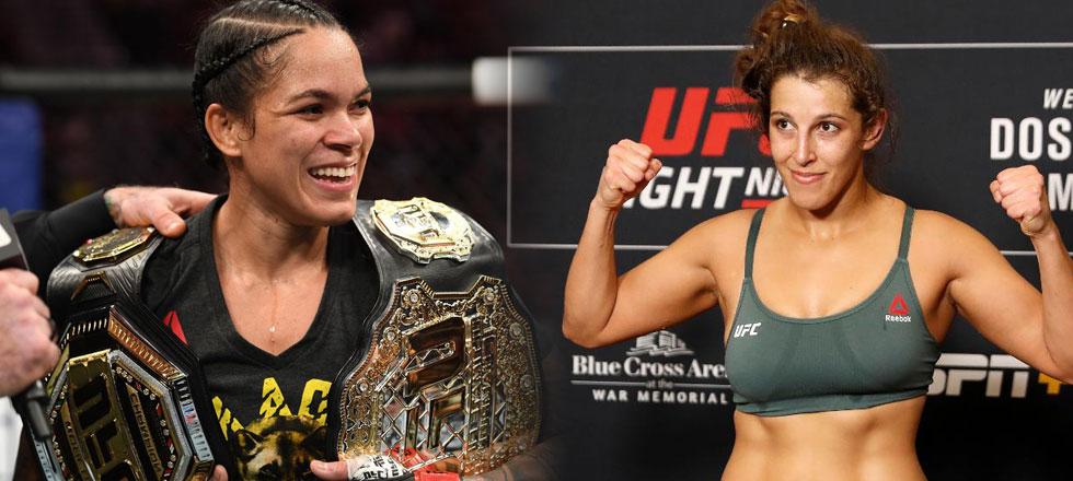 아만다 누네스 및 펠리 시아 스펜서 – UFC 250 베팅 예측