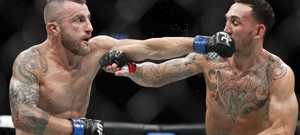 알렉산더 볼카 노브 스키 vs 맥스 할로 웨이 2 – UFC 251 베팅 픽