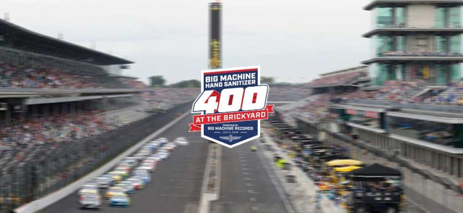 Big Machine Hand Sanitizer 400 Betting Pick and Predictions