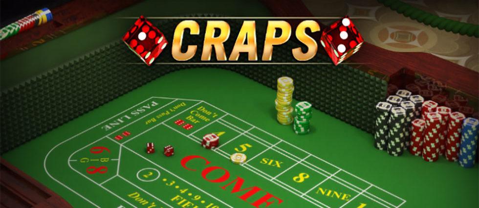 How Online Craps Works