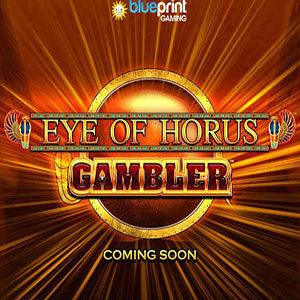 Blueprint Gaming Adding the New Eye of Horus Gambler Video Slot