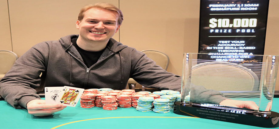 Jonathan Dokler Wins First 2020 WSOP Online Event