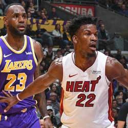 레이커스 대 히트 베팅 픽 – NBA Finals Game 1 Predictions