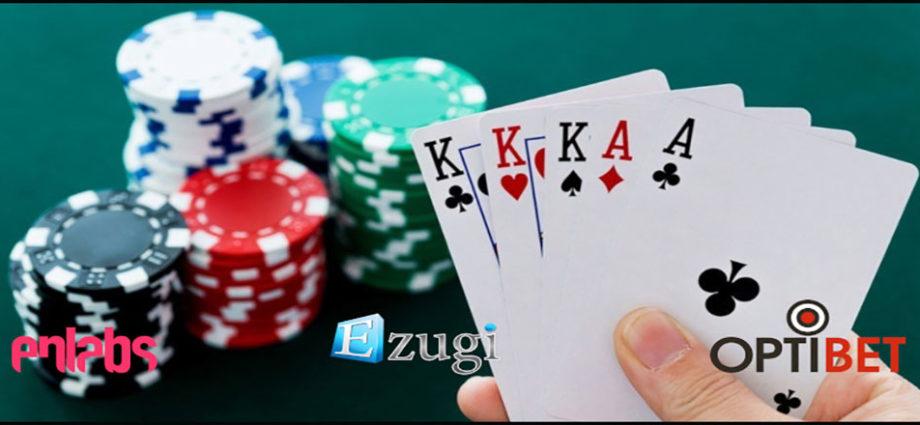 Entertainment Laboratories to Add Live Casino Games to Optibet.lt