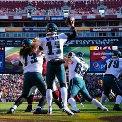 이글스 vs 워싱턴 베팅 픽 – NFL Week 1 Predictions