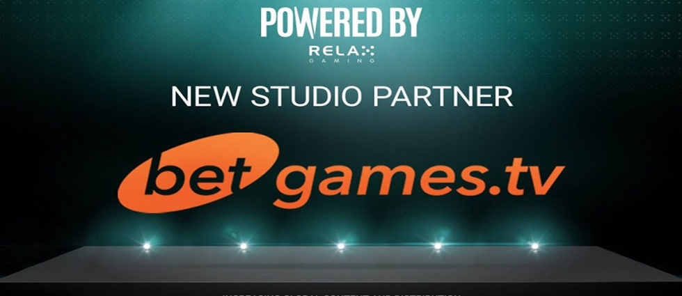 BetGames.TV Powered by Relax Gaming Via Integration Deal