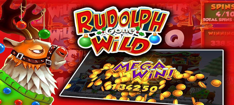 SG Digital New Rudolph Gone Wild Online Slot