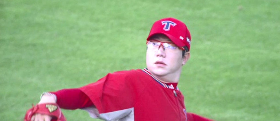 Yang Hyeon-jong Tries to Land a Major League Job at Spring Training