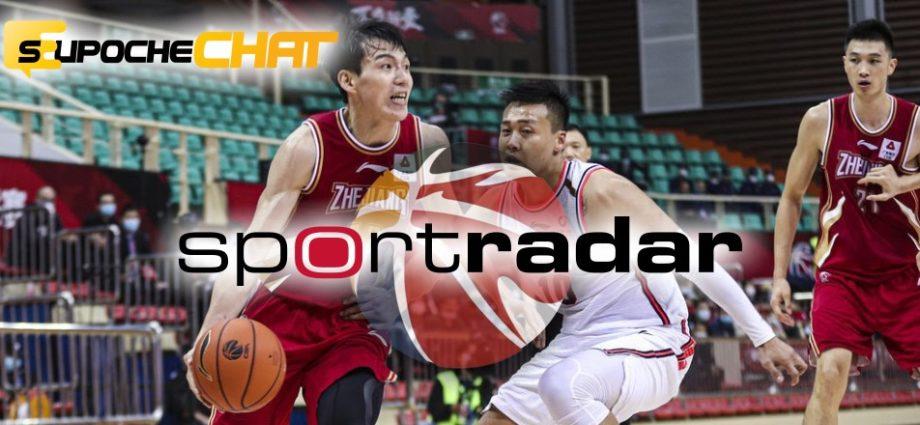 Sportradar, 중국 농구 협회와 제휴