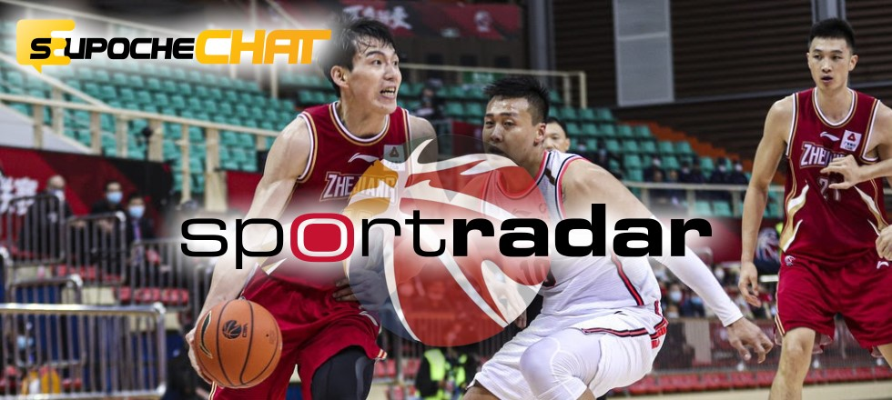 Sportradar Partners with the Chinese Basketball Association