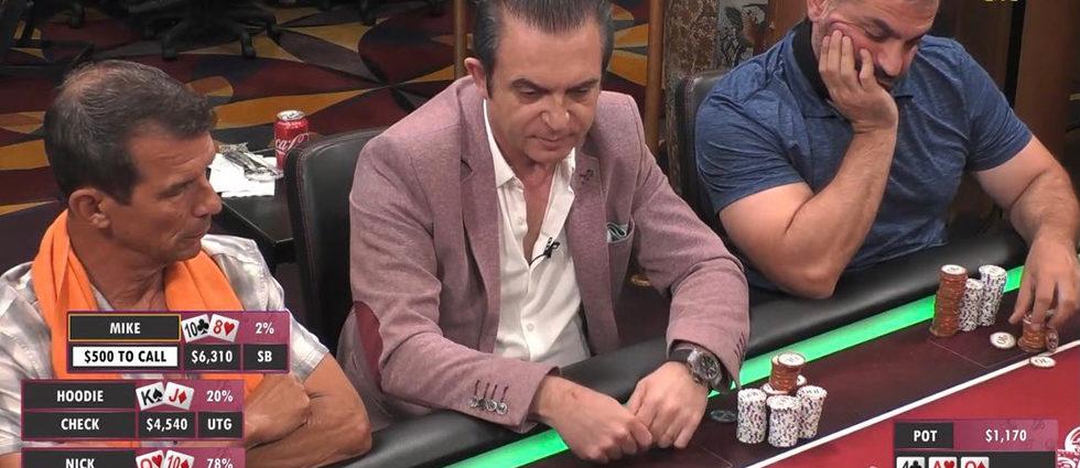 Hustler Casino Streams Poker to the World